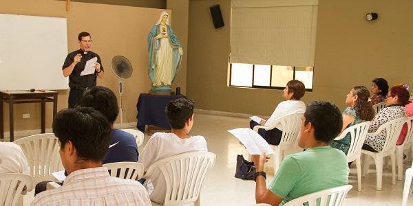 Sodálites participaron de Jornada de Cuaresma en el MVC Callao - Noticias Sodálites (1)