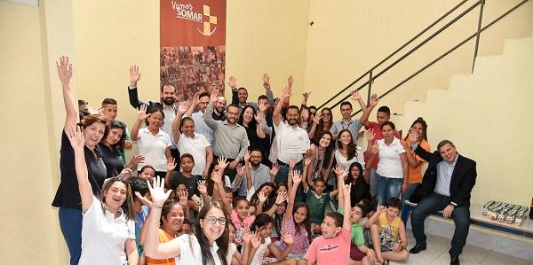 Entrevista a Andrés Quintanilla en el 10mo aniversario de SOMAR Brasil - Noticias Sodálites (3)