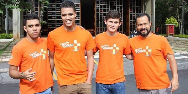 Entrevista a Andrés Quintanilla en el 10mo aniversario de SOMAR Brasil - Noticias Sodálites (8)