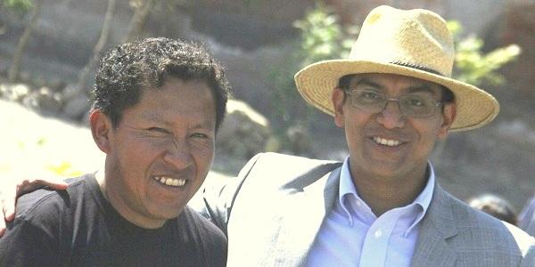 Entrevista a Víctor Ramos sodálite y miembro de Solidaridad en Marcha Arequipa - Noticias Sodálites (1)