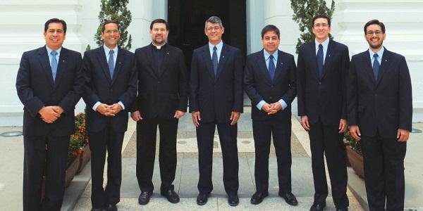 Nuevo Consejo General del Sodalicio de Vida Cristiana elegido durante la V Asamblea General Ordinaria - Noticias Sodálites