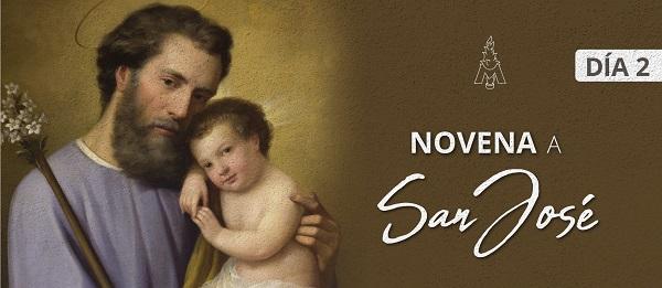 Novena a San José - Sodalicio - Día 2