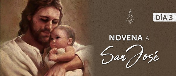 Novena a San José - Sodalicio - Día 3