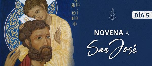 Novena a San José - Sodalicio - Día 5