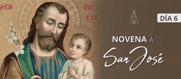 Novena a San José - Sodalicio - Día 6