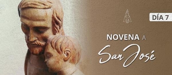 Novena a San José - Sodalicio - Día 7