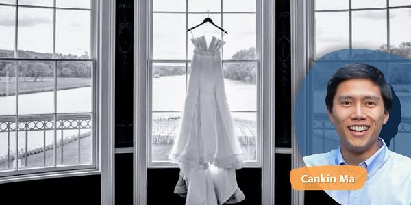 Vestido de boda | Blog sobre revestirse de la Palabra por Cankin Ma