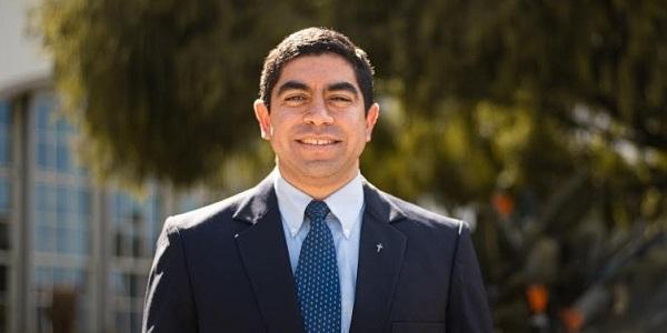 Dante Carrasco, sodálite y autor de un artículo sobre prevención de abuso para el CEPROME