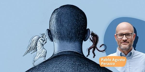 Imagen para el blog de Pablo Perazzo sobre cuándo un mal pensamiento se convierte en pecado - Sodalicio