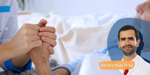 Imagen para el blog de Álvaro Díaz sobre documental de cuidados paliativos vs eutanasia